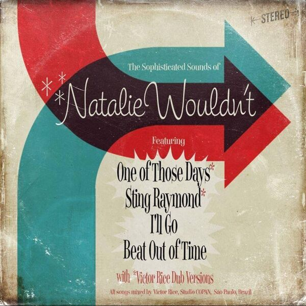 Cover art for The Sophisticated Sounds of Natalie Wouldn't